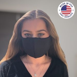 Antimicrobial Cotton Face Mask